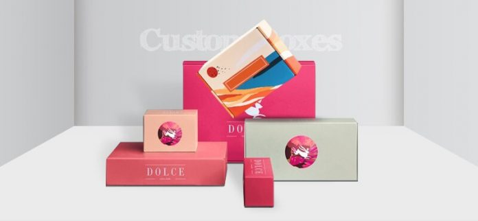 custom Boxes Packages, marketing